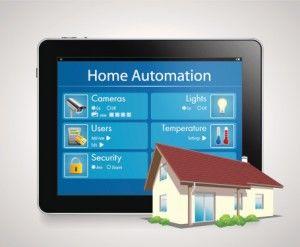 Home ipad remote