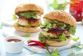 Tasty Healthy Burgers