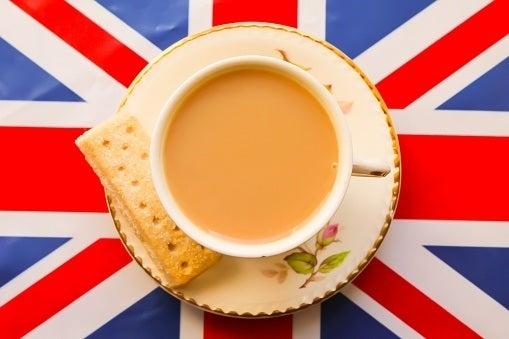 tea with queen